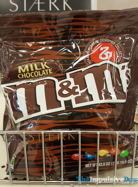 Milk Chocolate M&M'S by Stærk Designer Collection