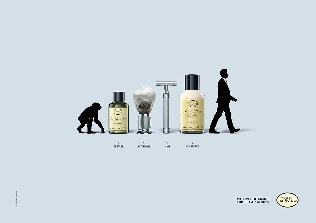 The Art of Shaving - Evolution