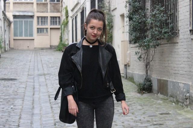 Comment porter le jean taille haute