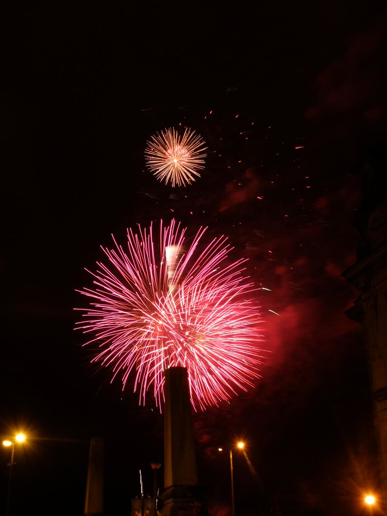 Cardiff NYE Fireworks