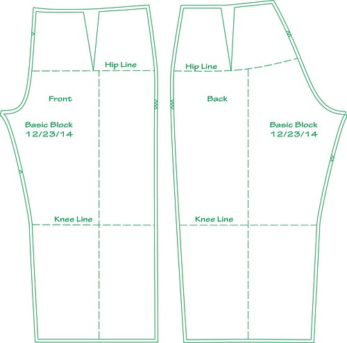 pants block draft