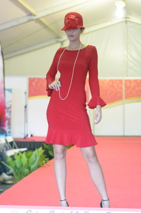 Fire Dress | Red