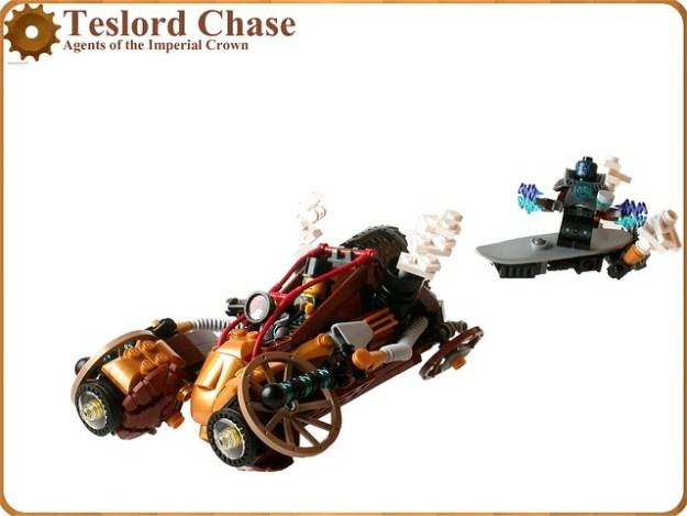 Teslord Chase
