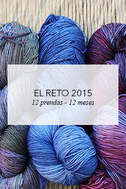 el reto 2015 by thinstoknit