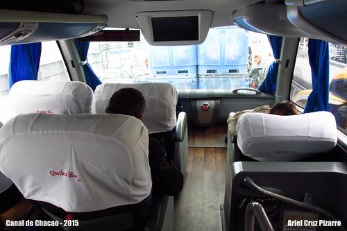 Queilen Bus - Salón Cama - Marcopolo Paradiso 1800 DD G7 / Mercedes Benz (FXZX17)