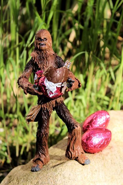 Wookiee ♥ Chocolate