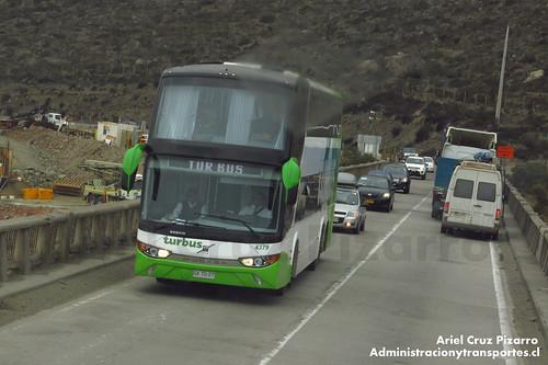 Tur Bus - Cuesta Buenos Aires - Modasa Zeus / Volvo (GXTG27)