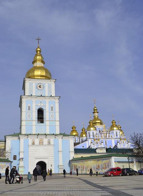 48 Hours in Kiev_St. Michael's