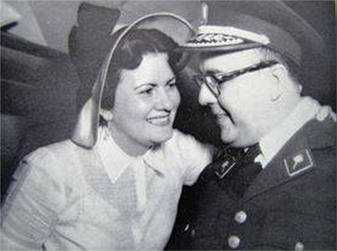 mpj y esposa