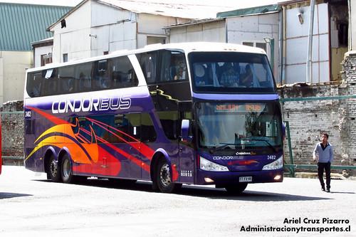 Condor Bus - Viña del Mar - Modasa Zeus / Mercedes Benz (FTFV86)