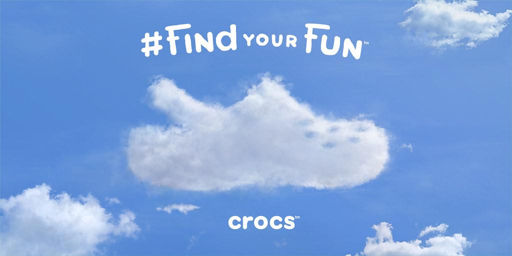 Crocs - Find Your Fun Cloud