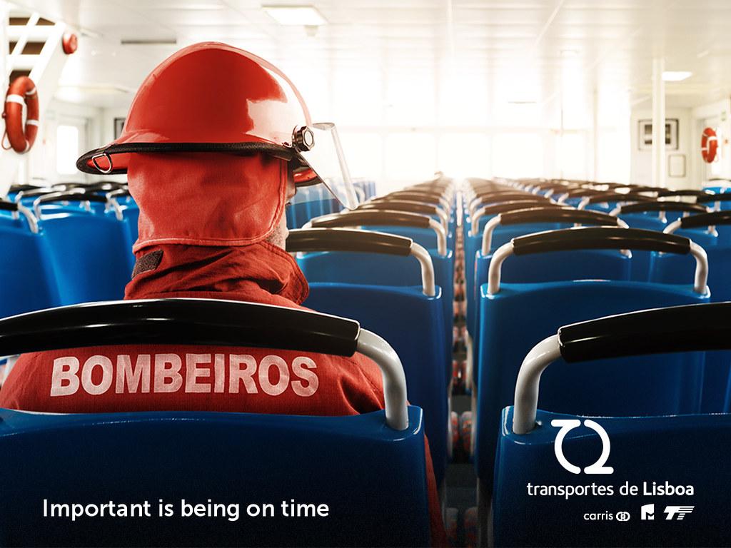 Transportes de Lisboa - Fireman