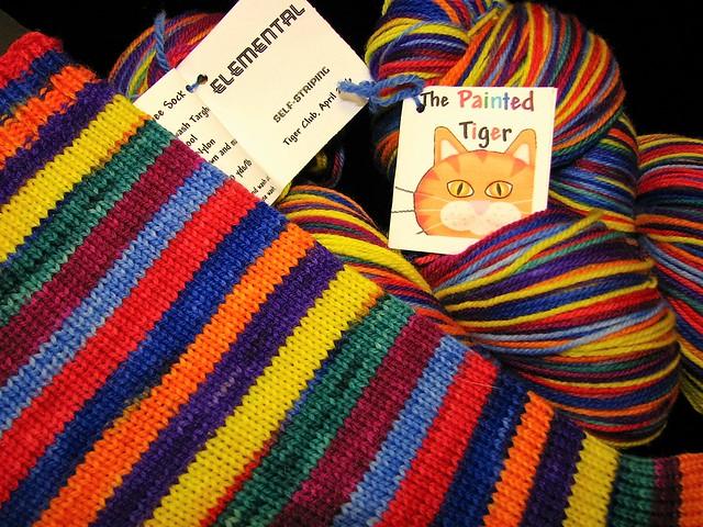 Elemental- Targhee Sock Yarn