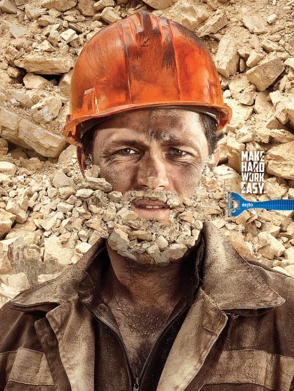Éxito Razors - Stone Beard