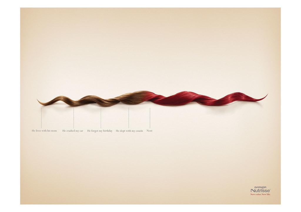 Garnier Nutrisse - Timelines 1
