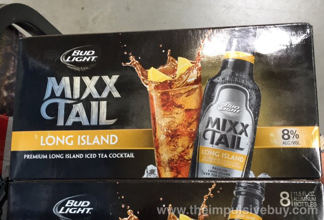 Bud Light Mixx Tail Long Island