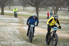 Winter Rush Fat Tire bike race