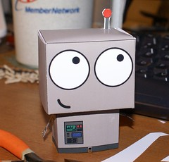 paper robot 2