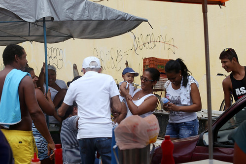 Mini carreata no Coqueiral e adjacências 25/09