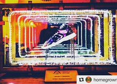 #Repost @homegrownin with @repostapp ・・・ The Infinity Mirror installation by @makersasylum , from last night at the #ZXFLUX #India launch party hosted by us .  You can get your pair of #ZXFLUx at @adidasoriginals stores & www.shop.adidas.co.in  #InfiniteP