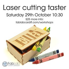 Our new #laser #taster is in October, sign up early! http://ift.tt/2cVX6sQ