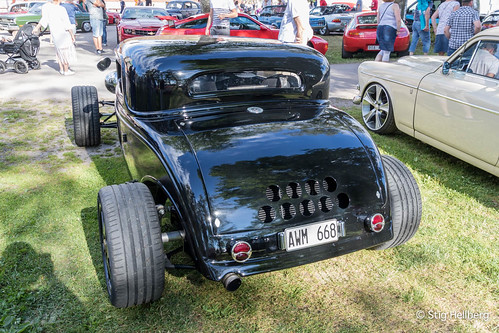 """Hotrod Volvo engine • <a style=""""font-size:0.8em;"""" href=""""http://www.flickr.com/photos/54582246@N08/27893791543/"""" target=""""_blank"""">View on Flickr</a>"""