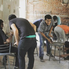 One Year since we setup the Andheri space! Such a good time:)