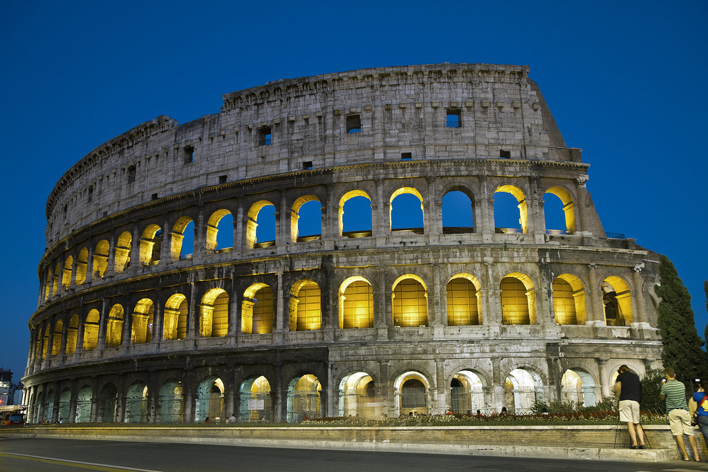 Rome Colosseum by meducauk, on Flickr