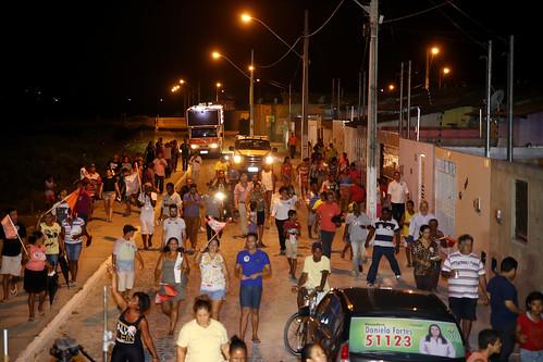 Caminhada no Vitória da Resistência