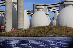 Solar + Digesters