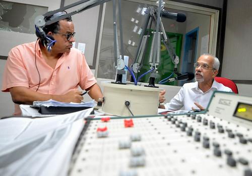 Entrevista 103 FM 12/9