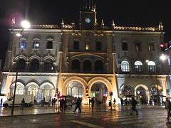 Batiment office de tourisme Lisbonne