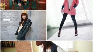 [穿搭] 不得不愛上的調調。平價流行韓風休閒系 RUBON