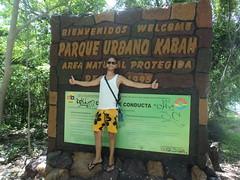 Parque Urbano Kabah 12