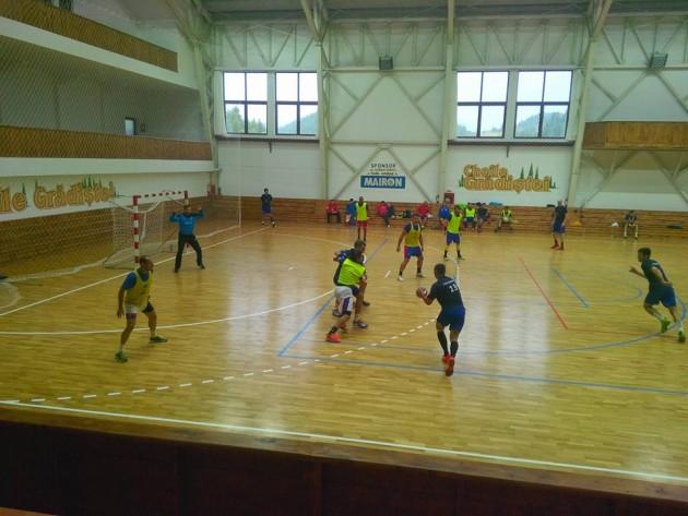 CSM Făgăraş pregăteşte primul sezon de Liga Naţională