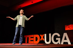 Sonia Altizer @ TEDxUGA 2015: Plus+