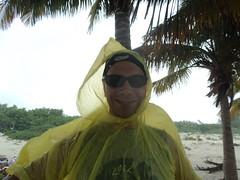 Isla Blanca- Rain Poncho