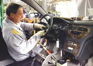 Compania germană Dräxlmaier inaugurează o nouă hală de producție la Codlea