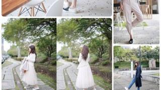 [穿搭] 熱乎乎的天氣。來件軟綿綿的  歐莎蕾Oshale Korea