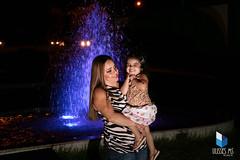 Mamãe Dayane Lodi e a Yasmin camile