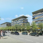 FOTO Cum va arăta viitorul cartier de blocuri Coresi