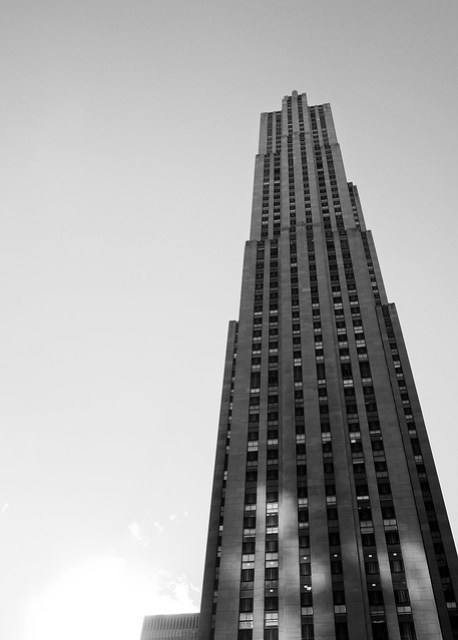 Rockefeller Center New York City (NYC)