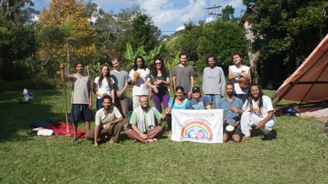 3° Aniversário Família Comunindios RS (Maio de 2012)