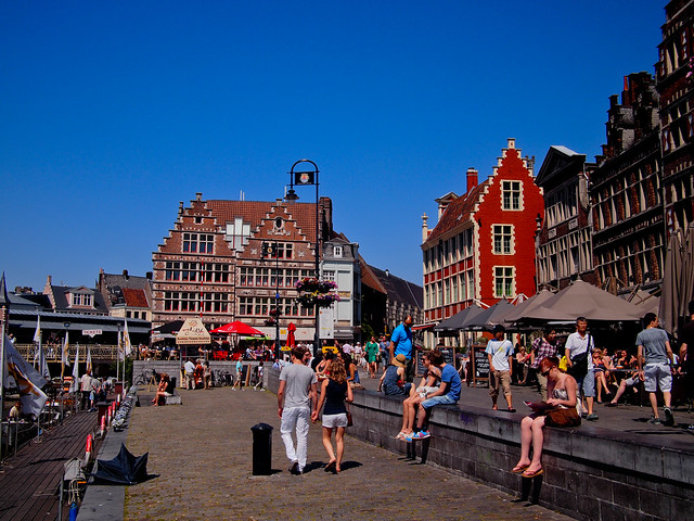 Gent in the Summer-7