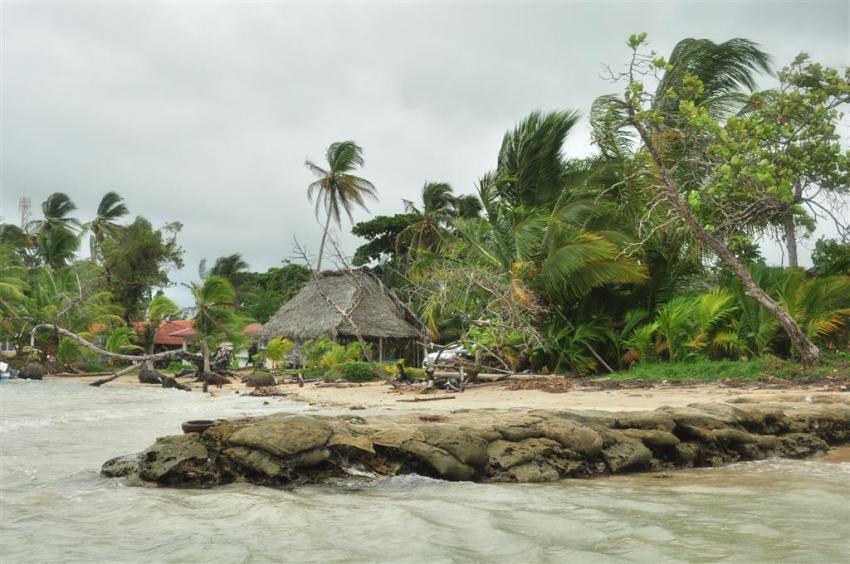 Boca del Drago tiene unas cristalinas aguas, unas poco profundas playas y unos estupendos restaurantes