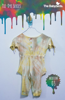 The Babybirds Tie-Dye Series