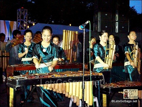 Bamboo as Music Instruments