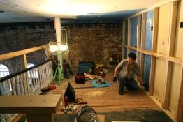 Mezzanine Loft   Lily Mae's