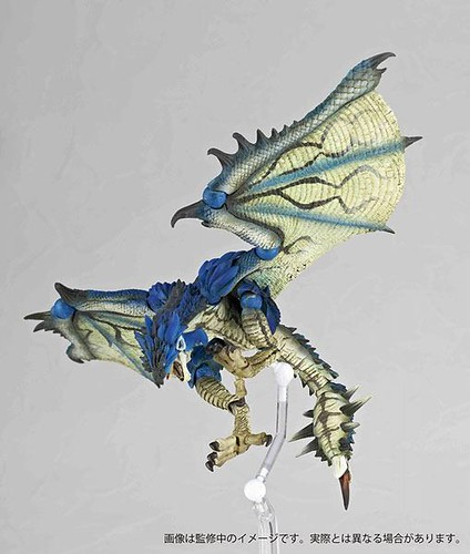 Monster_Hunter_Revoltech_Rathlos_Limited_Edition