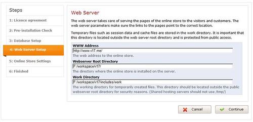 Web Server Setup